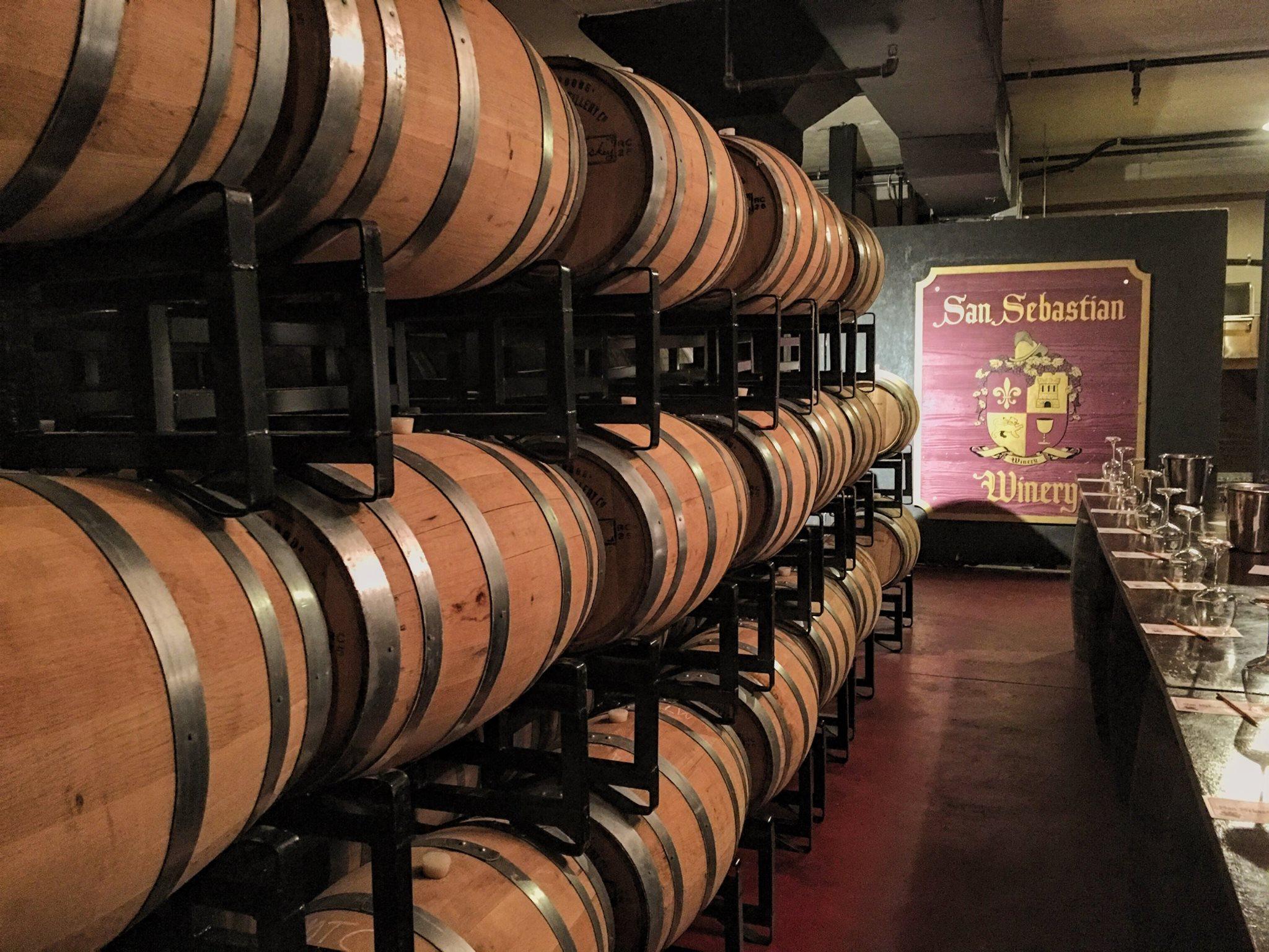 San Sebastian Winery