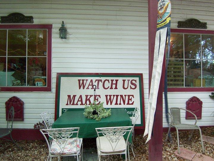 Tarpon Springs Castle Winery