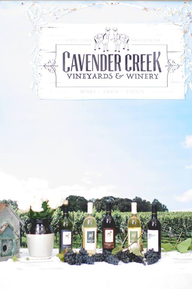 Cavender Creek Vineyards
