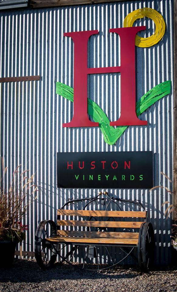 Huston Vineyards