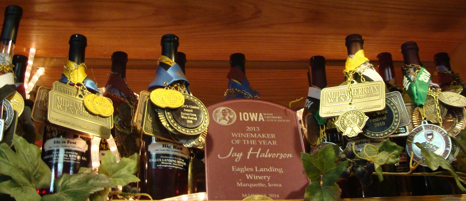 Eagles Landing Winery