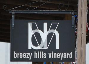 Breezy Hills Vineyard