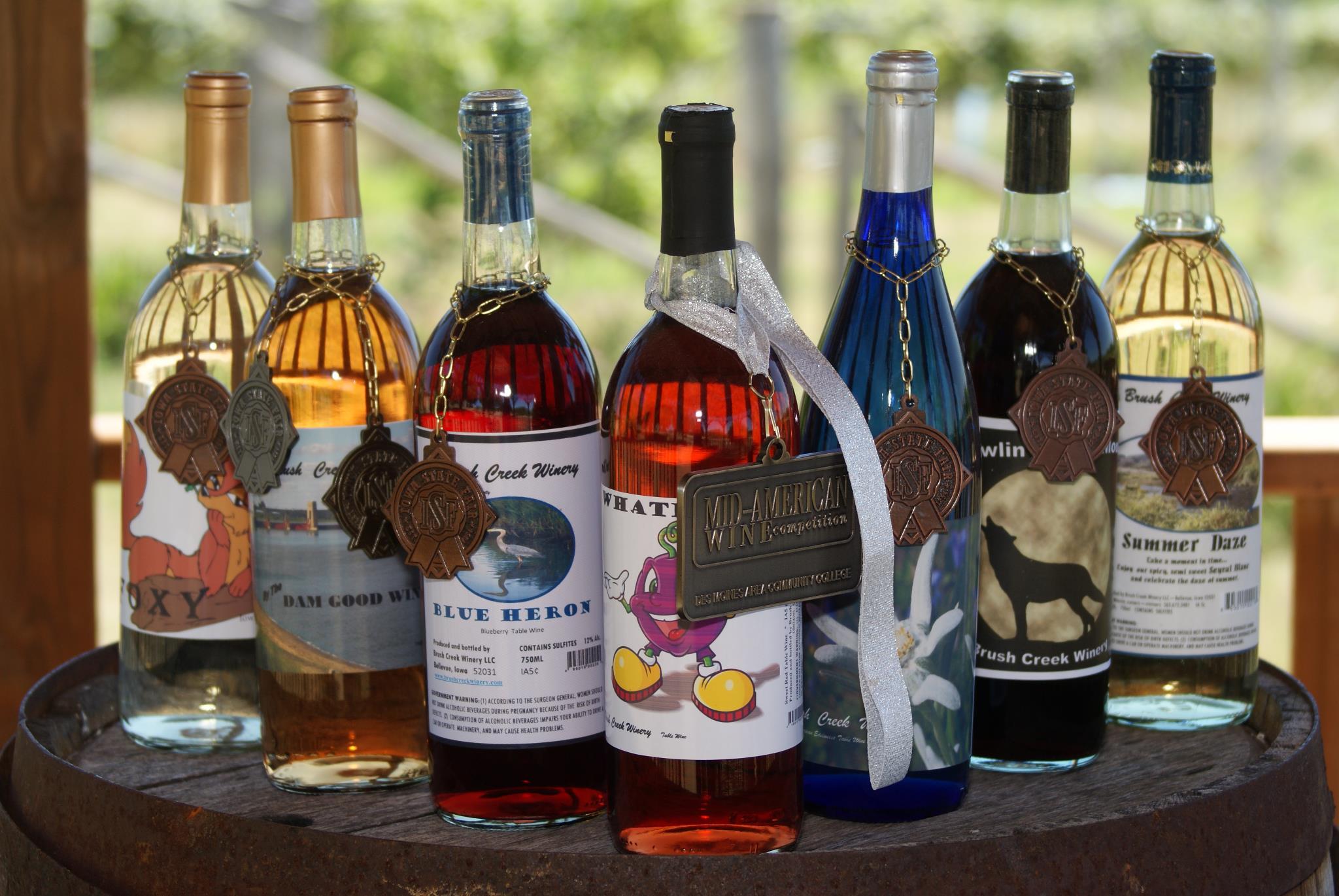 Brush Creek Winery