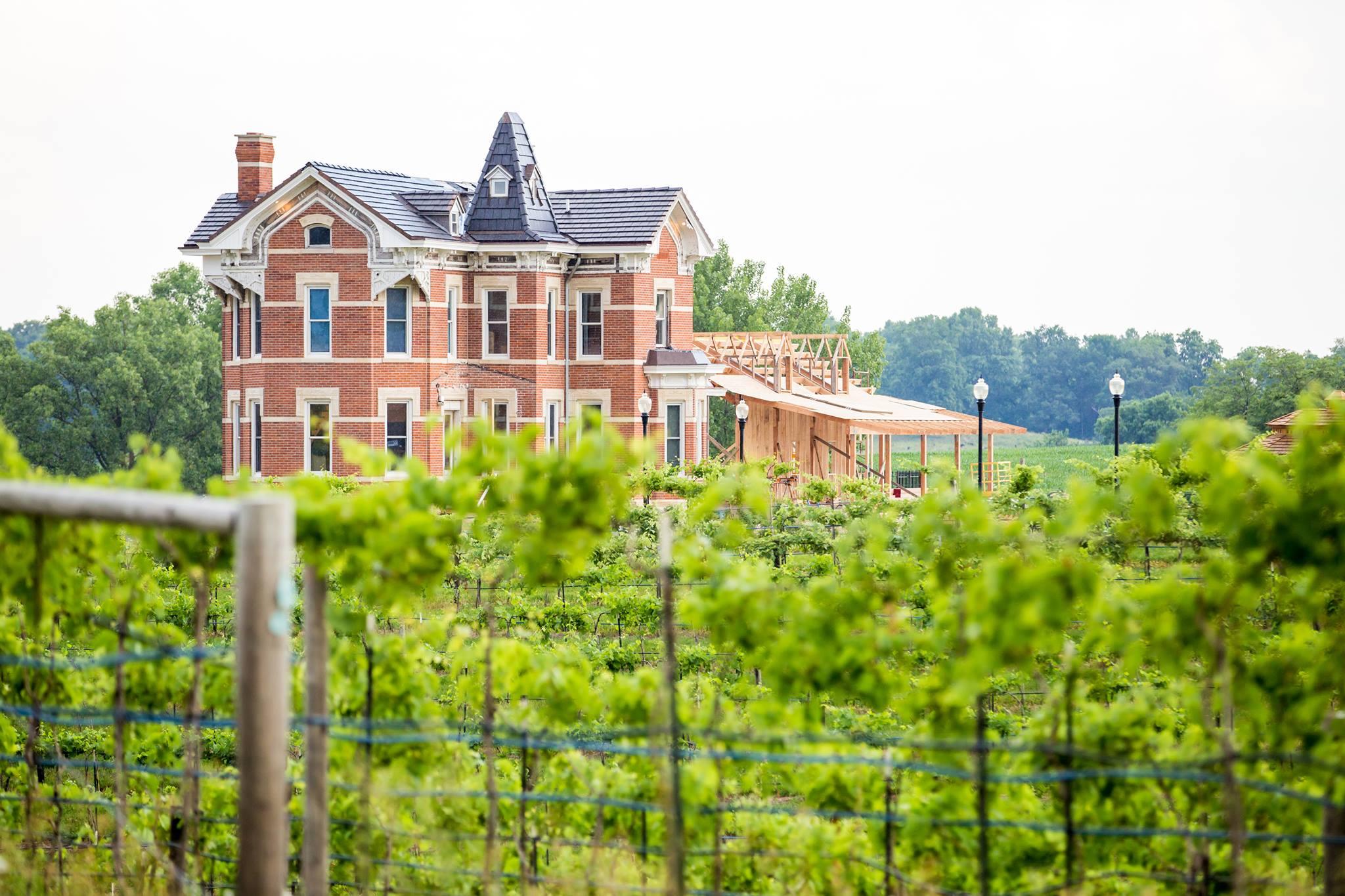 Buchanan House Winery