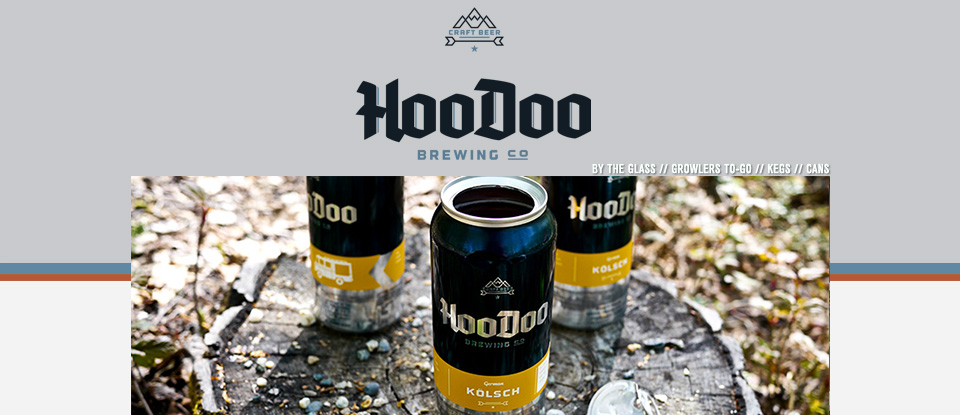 HooDoo Brewing Co