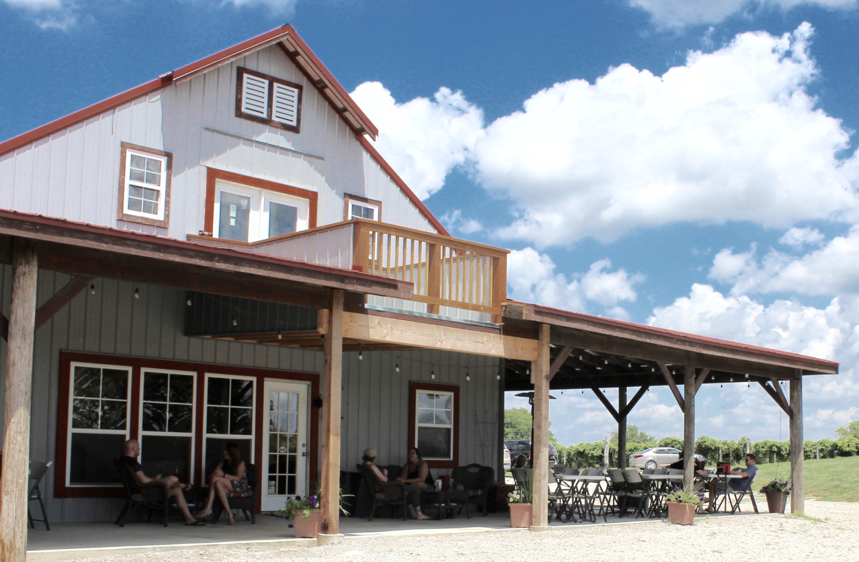 BlueJacket Crossing Vineyard & Winery