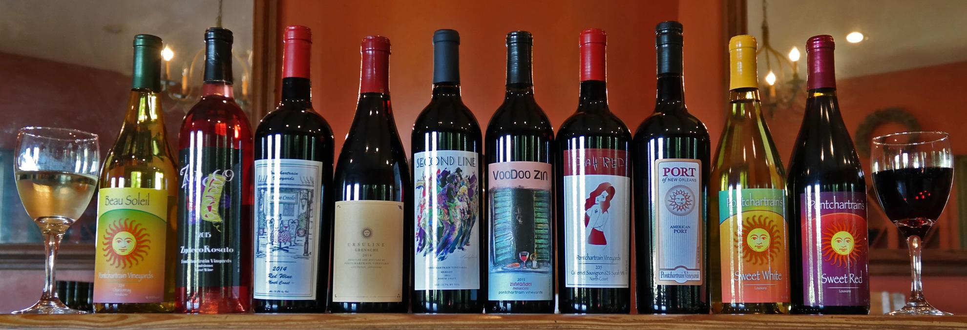 Pontchartrain Vineyards