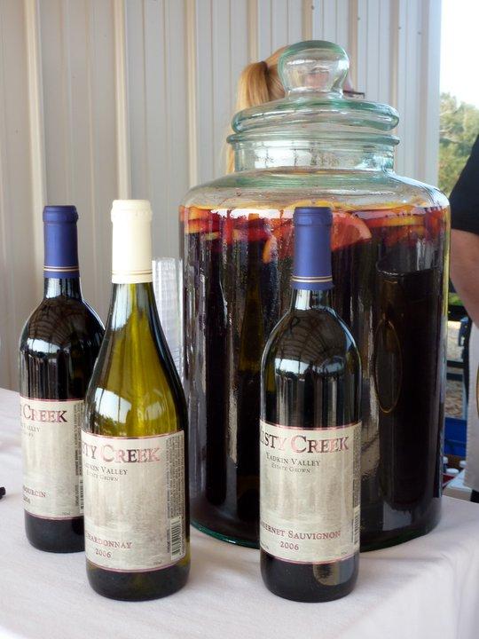 Misty Creek Wines