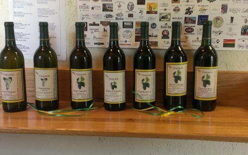 GRZ Vineyards