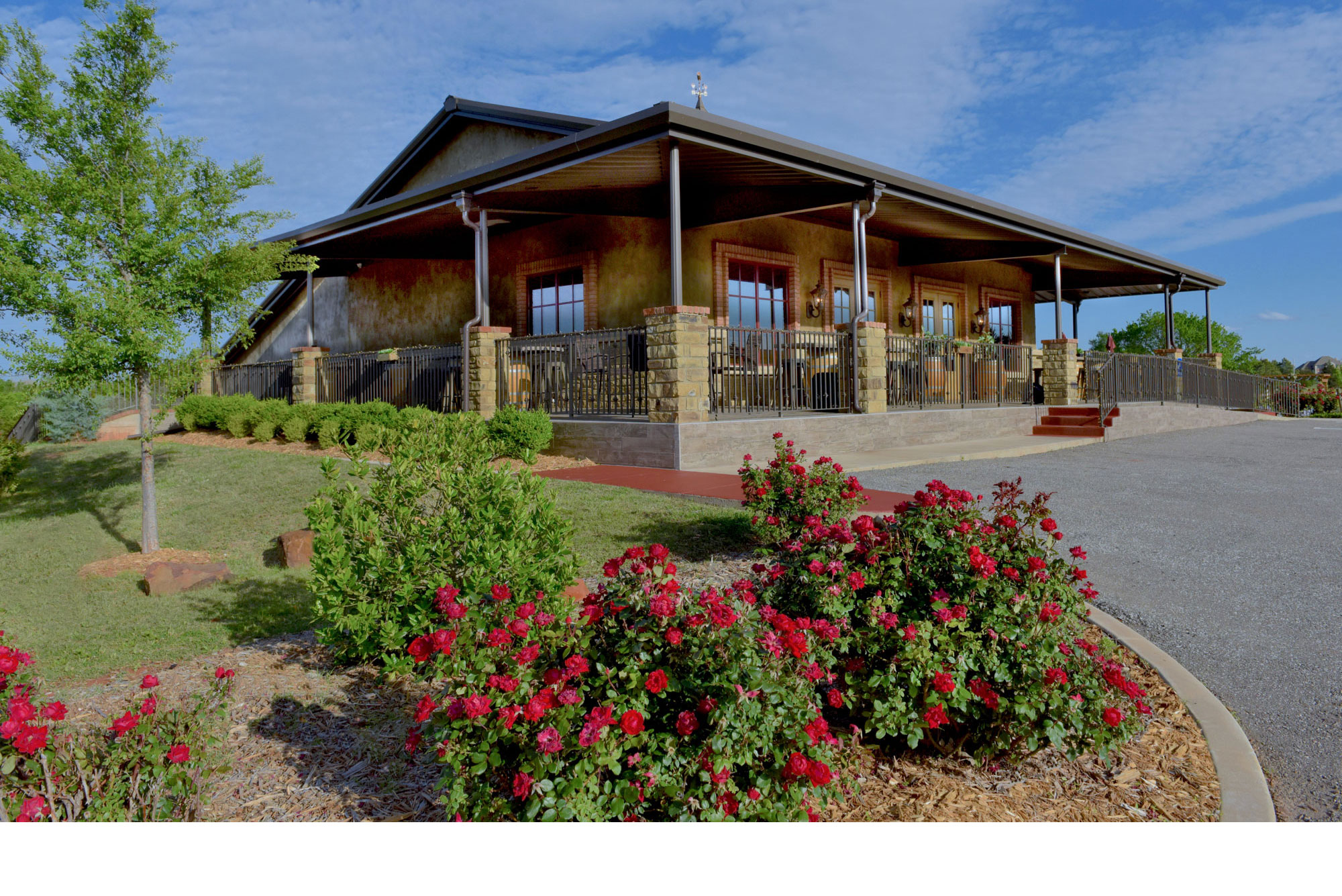 Clauren Ridge Vineyard and Winery