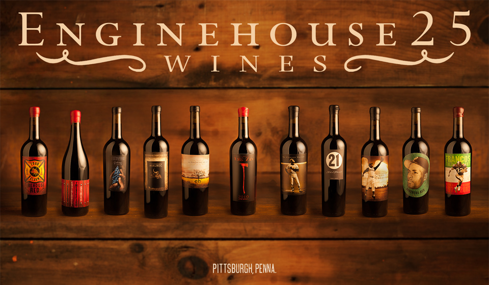 Engine House 25 Wines