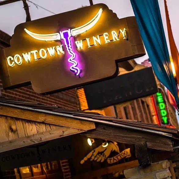 Cowtown Winery