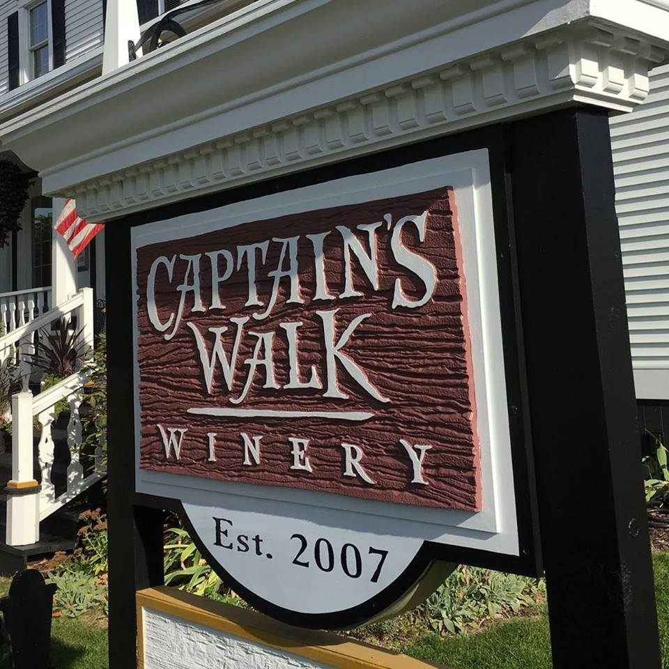 Captain's Walk Winery