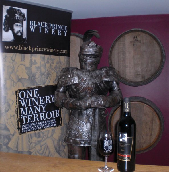 Black Prince Winery